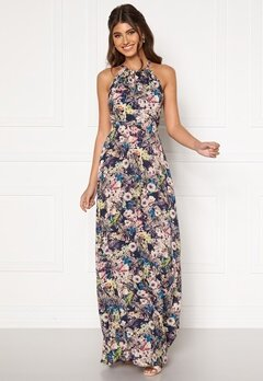 Zetterberg Couture Safira Long Flower Dress  Bubbleroom.fi