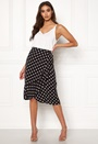 Blouson Polka Dot Dress