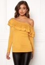 Frieda frill top