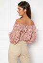 Magritte off shoulder blouse