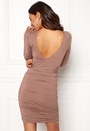 Marianna drapy dress