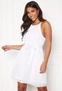 Nemira pleated dress