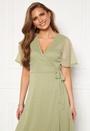 Scarlette midi dotted dress