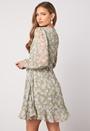 Theia wrap dress