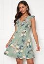 Pernille flounce dress