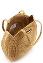 Day Straw Round Bag