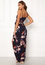 Mia Wrap Maxi Dress