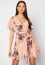 Floral Flutter Dress