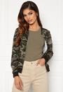 Hanna bomber jacket