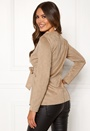 Ida suede look jacket
