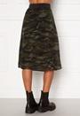 Zoey asymmetric skirt
