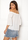 June 3/4 Offshoulder Top