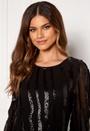 Justin L/S Sequins Dress