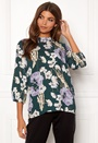 King 3/4 Frill Top