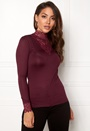 Rine L/S High Neck Top