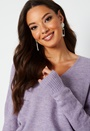 Elanora L/S V-Neck Knit