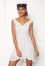Lace Bodice H/L Dress