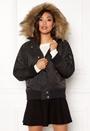 Denham Fur Hood Bomber