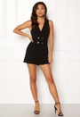 Go Sleeveles Tux Playsuit