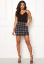 Lori Check Tube Skirt