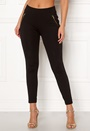 New Ponte Zip Leggings
