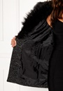 Shawl Fake Fur Jacket