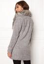 Shawl Fake Fur Jacket