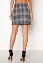 Sparkle Check Mini Skirt