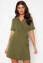 Mae S/S Wrap dress