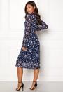 Marianna L/S Long Dress