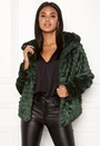 Sandie Faux Fur Jacket
