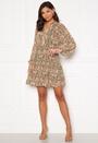 Steph Gia L/S Short Dress