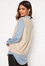 Thess S/L Knit Waistcoat