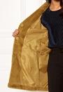 Violet L/S Faux Fur Coat