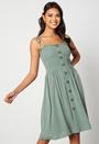 Annika S/L Smock Dress