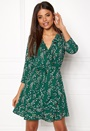 Ditte 3/4 Wrap Dress
