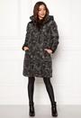 Elin Long Nylon Coat