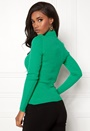 Kamille Button Pullover
