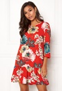 Katehrine Parki 3/4 Dress