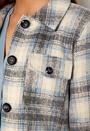 Lou Short Check Jacket