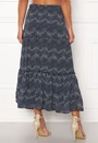 Star Chiffon Skirt