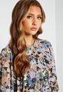 Star Frill Short Dress