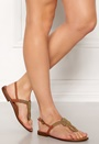 Carmensia Leather Sandals