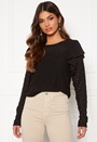 Christy LS Frill Top
