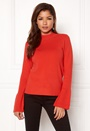 Illiana LS Turtleneck Knit