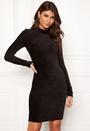 Indira LS T-Neck Dress