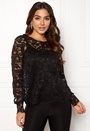 Kari LS Lace Top