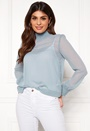 Lacey LS T-neck Top