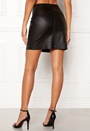 Tecia Faux Leather Skirt