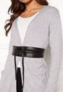 Vibs Leather Waist Belt